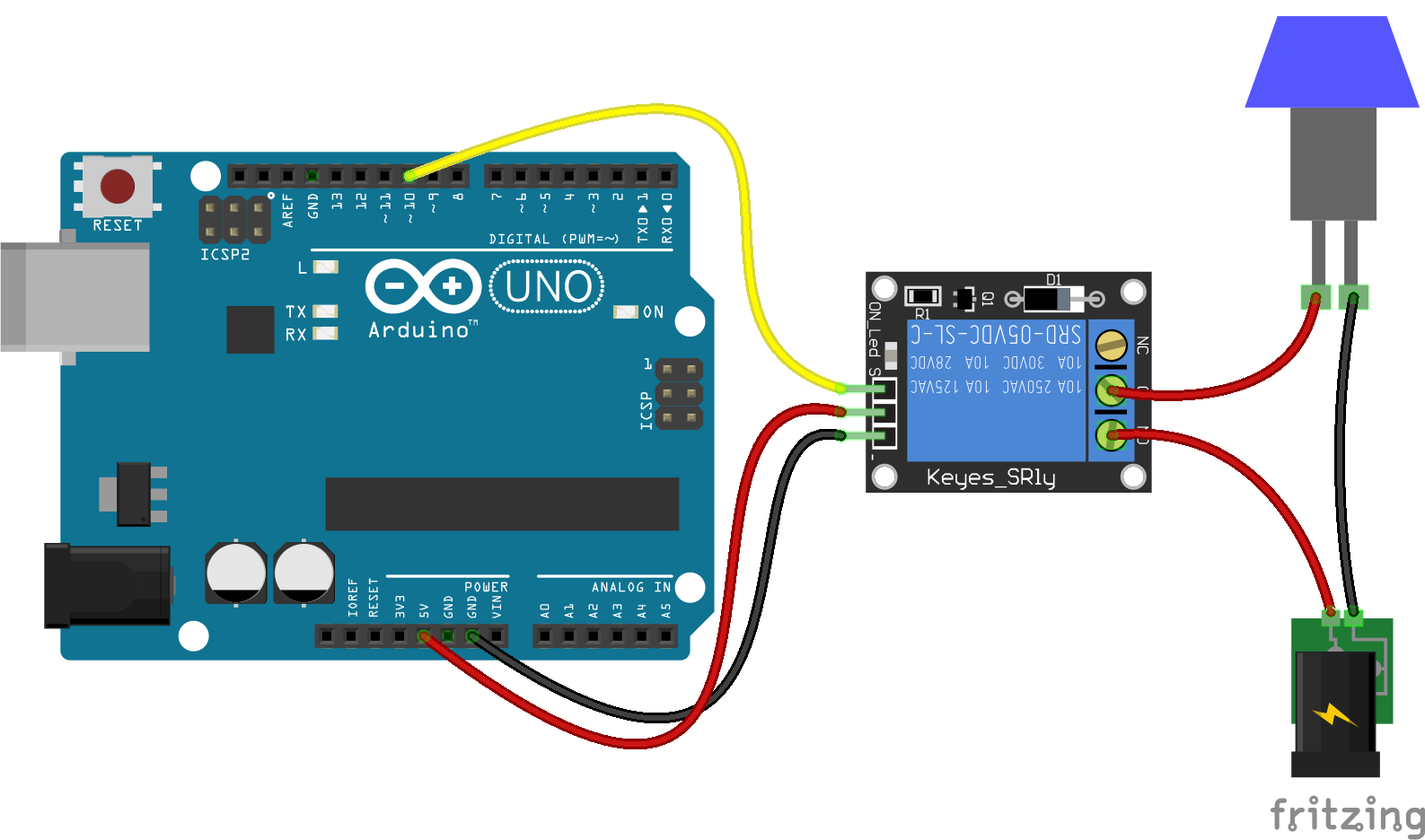 How to flash attiny through arduino