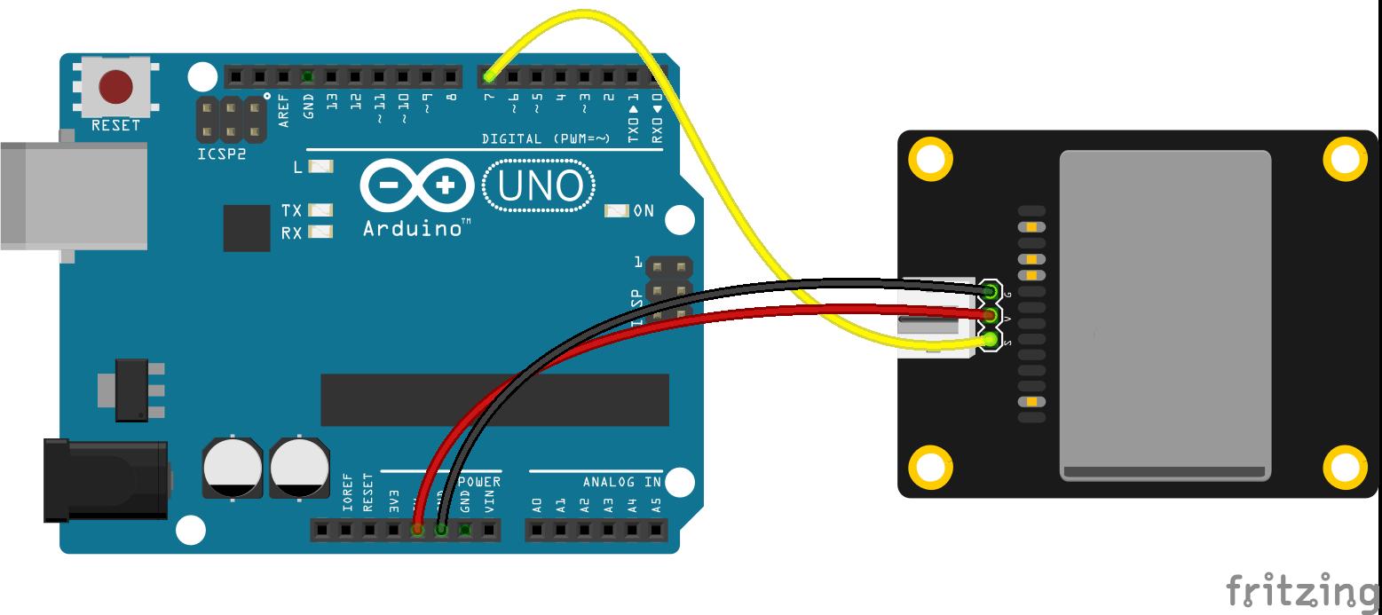 Javascript Robotics Sensor Digital Microwave With Johnny Five