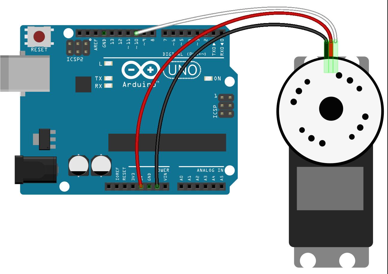 JavaScript Robotics: Servo with Johnny-Five