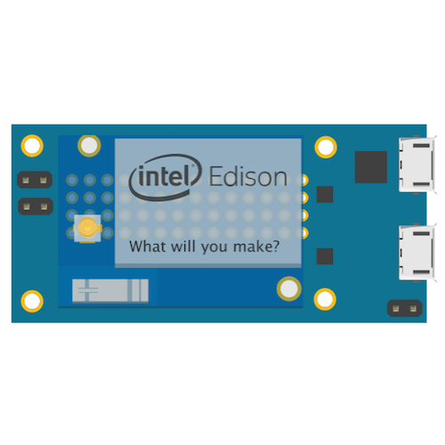 Intel Edison Mini